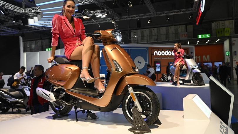 Kymco a EICMA 2019: quanti scooter