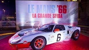 Le Mans '66 - La Grande Sfida, la prima a Roma: FOTO