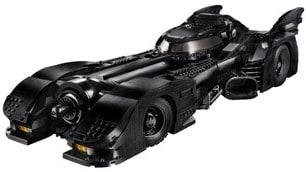 Set LEGO Batmobile 1989: foto