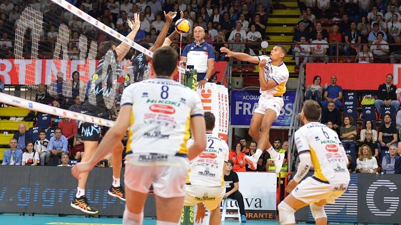 Superlega, la quarta giornata parte con Trento-Verona