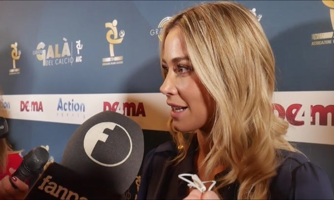 """Diletta Leotta: """"Ronaldo il mio preferito"""""""