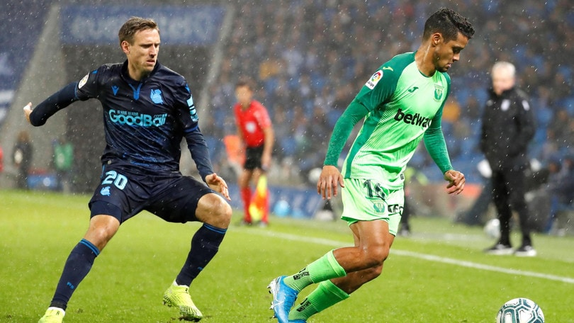 Real Sociedad, primato agrodolce: solo un pari con il Leganes