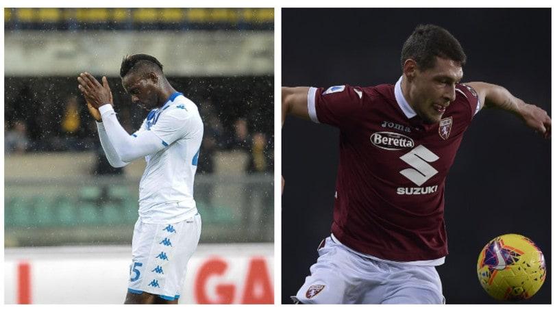 Diretta Brescia-Torino ore 15: come vederla in tv e formazioni ufficiali