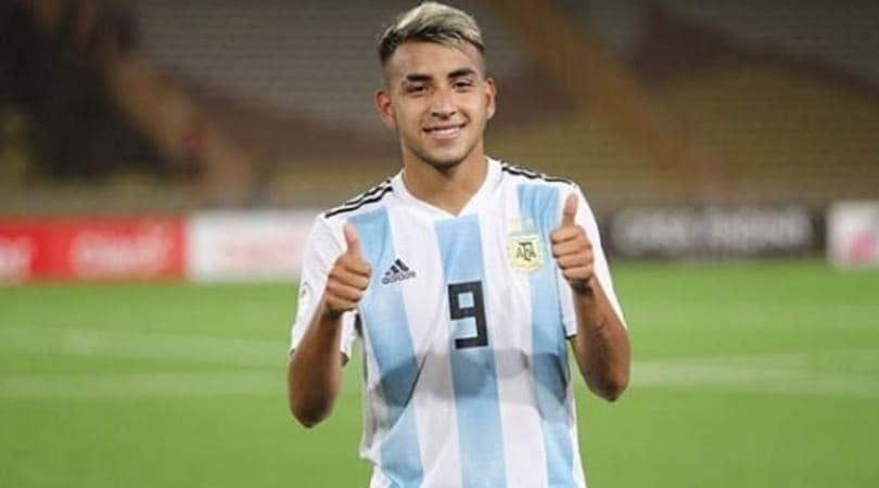 Godoy brilla con l'Argentina, Interin pressing