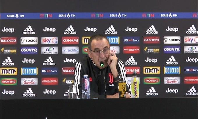 """Sarri: """"Napoli? Sapranno risolvere i problemi"""""""