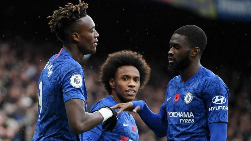 Chelsea e Leicester non si fermano, altro pareggio per il Tottenham