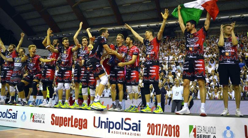 Superlega volley, Civitanova-Perugia in diretta Rai alle 18