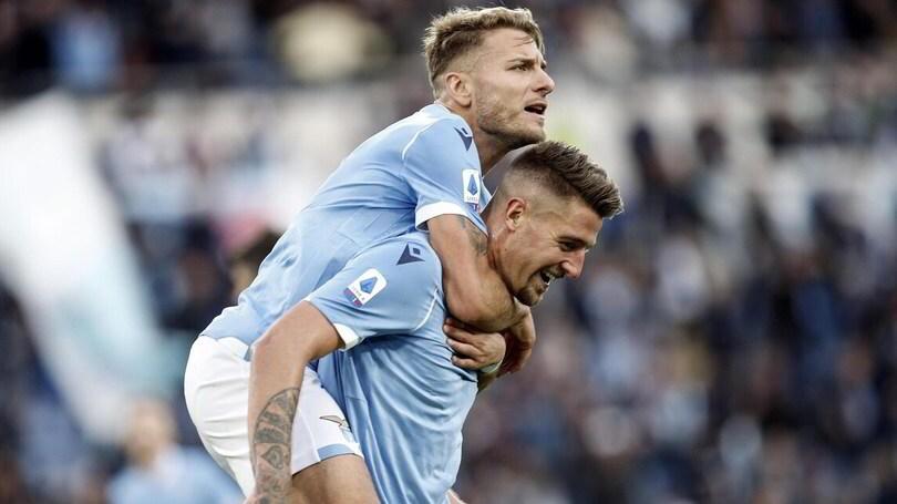 Lazio-Lecce 4-2: poker in sofferenza, Inzaghi è al terzo posto