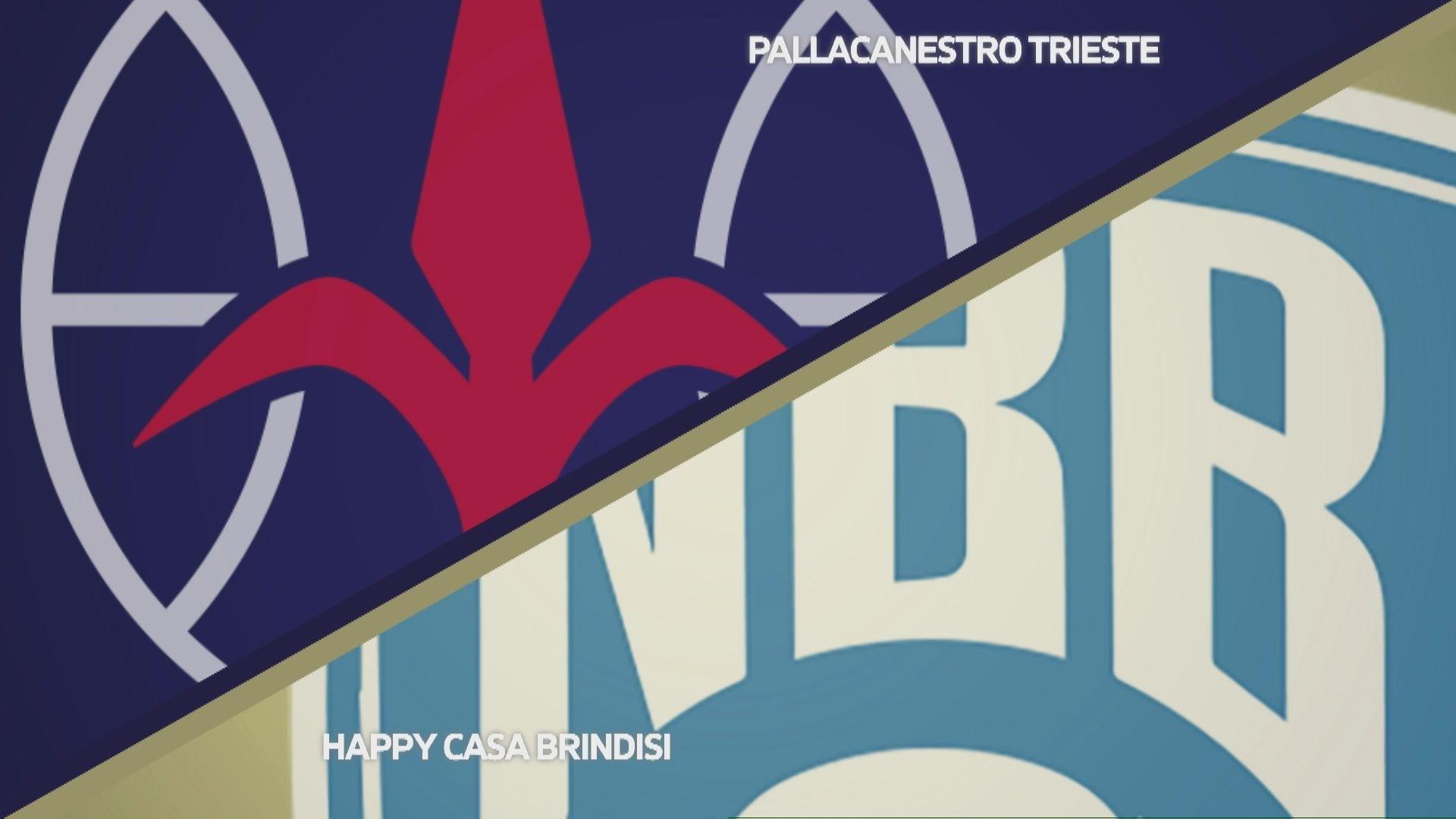 Pallacanestro Trieste - Happy Casa Brindisi