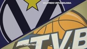 Segafredo Virtus Bologna - Dè Longhi Treviso 84-79