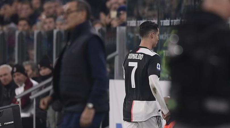 Ecco quello che Cristiano Ronaldo ha detto a Sarri