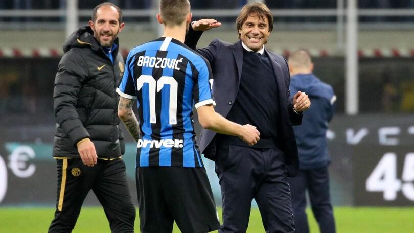 Inter, sprint per la storia
