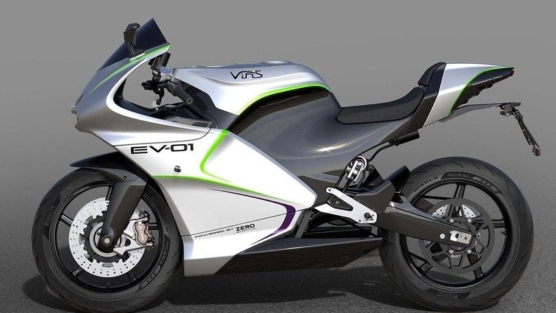 EICMA 2019: sorpresa Vins EV-01, supersportiva elettrica e italiana