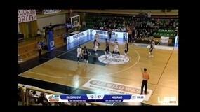 Mvp 7^ giornata Serie A2 - Gherardo Sabatini (Urania Milano)