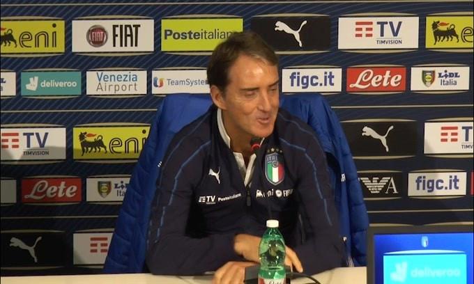 """Mancini su Vialli: """"Bello ritrovarsi dopo anni"""""""