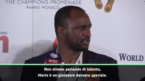 """Vieira: """"Balo, il calcio è un gioco di squadra"""""""