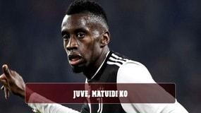 Juve, Matuidi ko: niente convocazione con la Francia