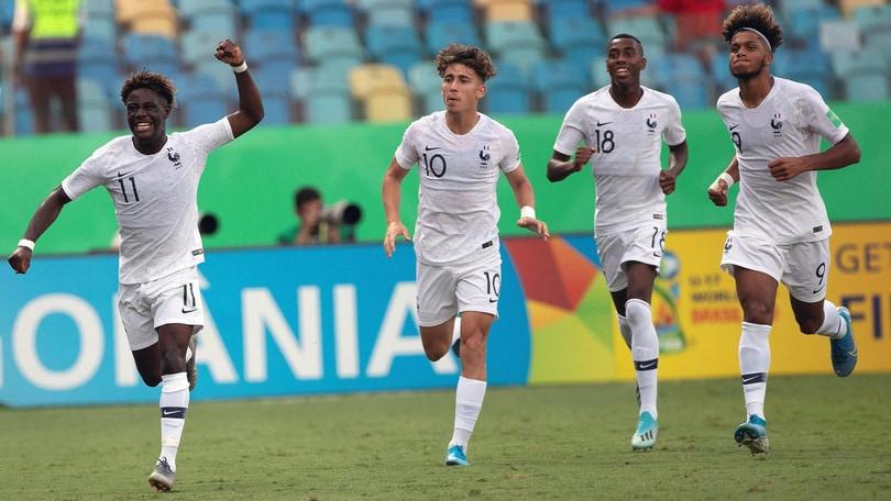 Mondiale U17, uragano Francia: 6-1 alla Spagna, ora la vincente di Italia-Brasile