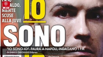 """""""Io sono io"""". Paura a Napoli, indagano i Pm"""