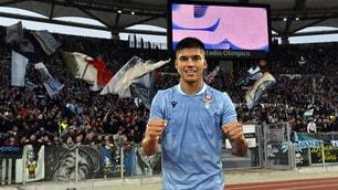 Lazio, Correa-mania: i numeri del boom