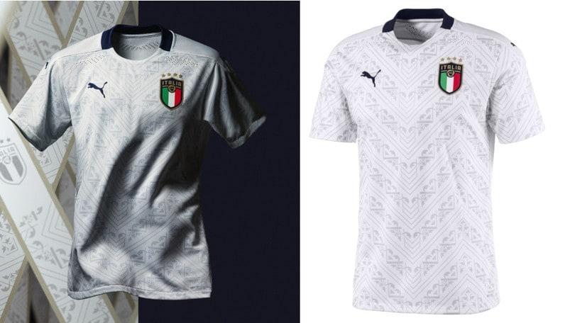 Puma Football presenta il nuovo kit Away dell'Italia in stile Renaissance