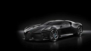 Bugatti La Voiture Noire: le immagini