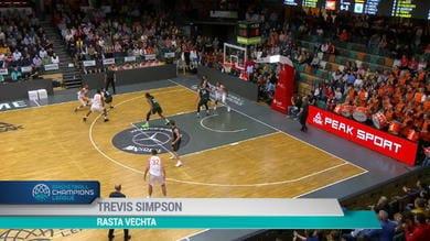 TOP 5 Basketball Champions League, 5ª giornata