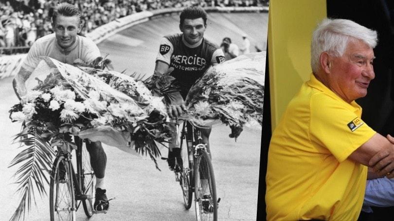 È morto a 83 anni Raymond Poulidor,