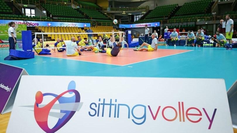 A Fiano Romano la 1a Coppa Italia di Sitting Volley