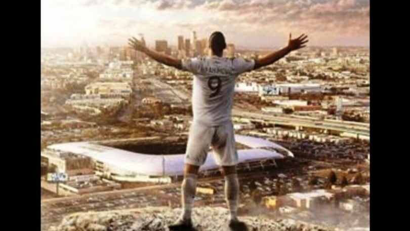 Ibrahimovic dice addio ai L.A. Galaxy: