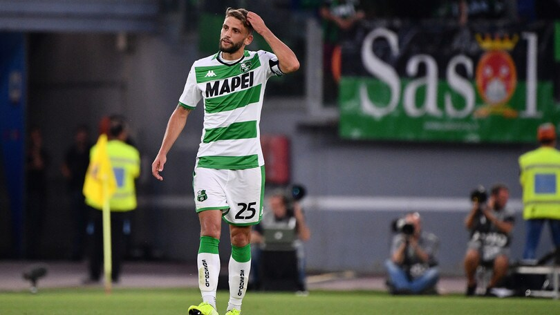 Sassuolo, Berardi ko: salta Lazio e Juventus