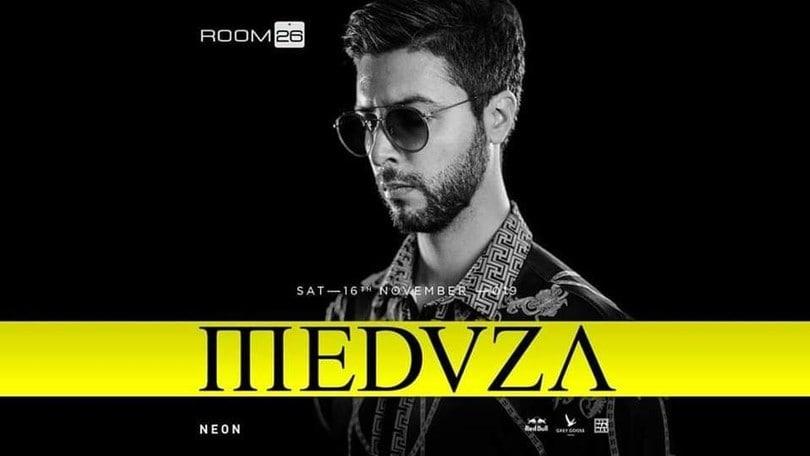 Meduza al club Room26