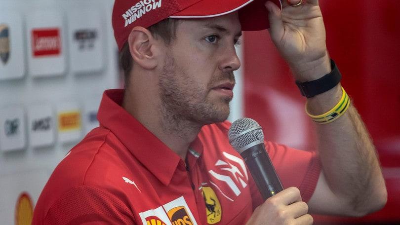 Vettel punge Verstappen: