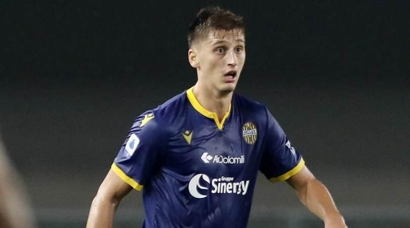 Kumbulla, idea Lazio: piace a Tare