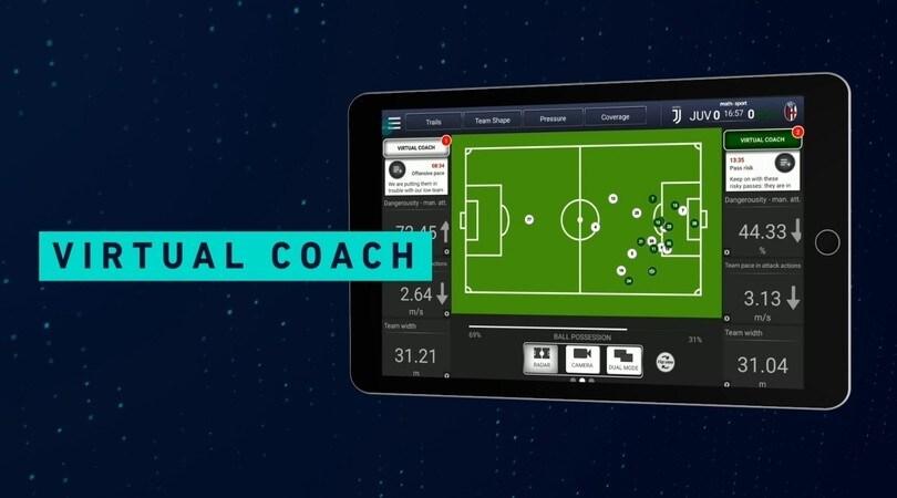L'annuncio della Lega: in arrivo un virtual coach in ogni panchina di A