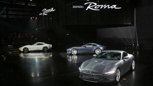 Ferrari Roma: le immagini