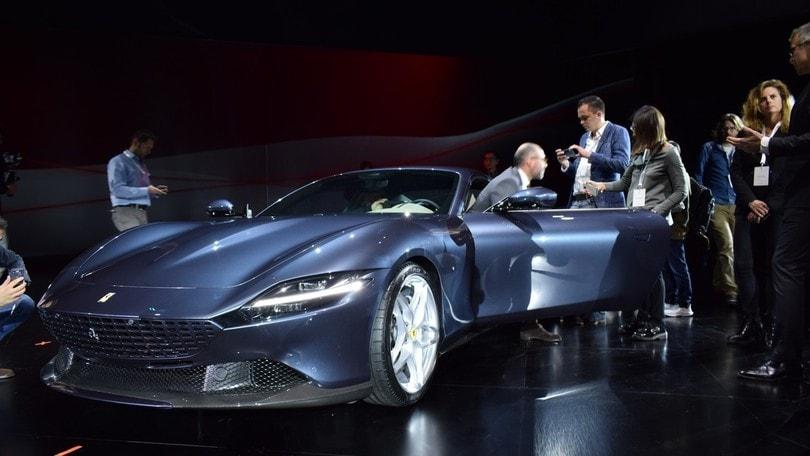 Ferrari Roma, supercar d'eleganza