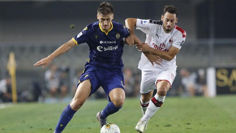 Kumbulla, c'è concorrenza per la Lazio: