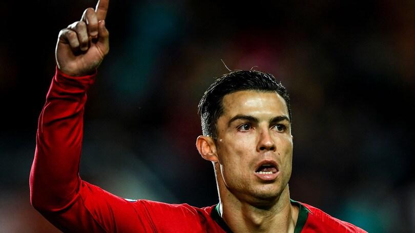 Ronaldo su Instagram dopo la tripletta: