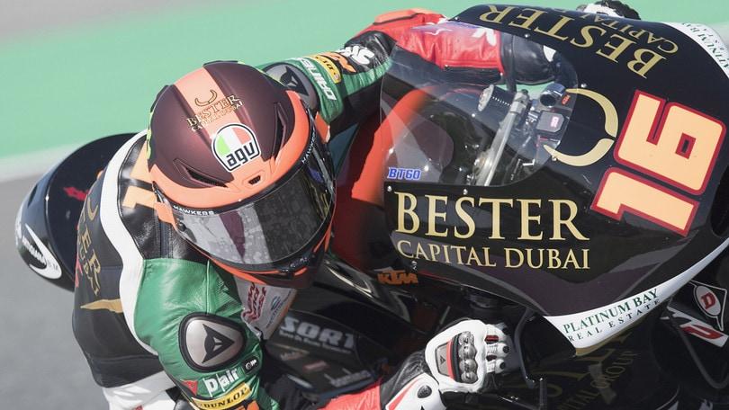Moto3: Migno, che pole a Valencia!