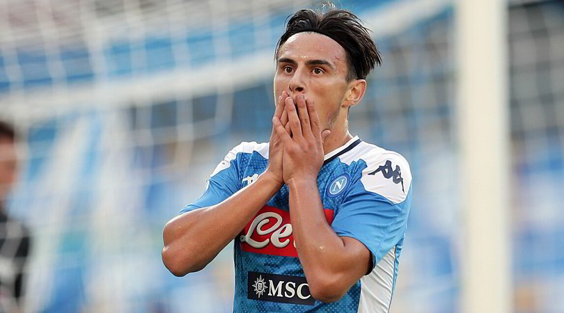 "Napoli, Elmas: ""Scudetto? Ci siamo, la Juve può perderlo"""