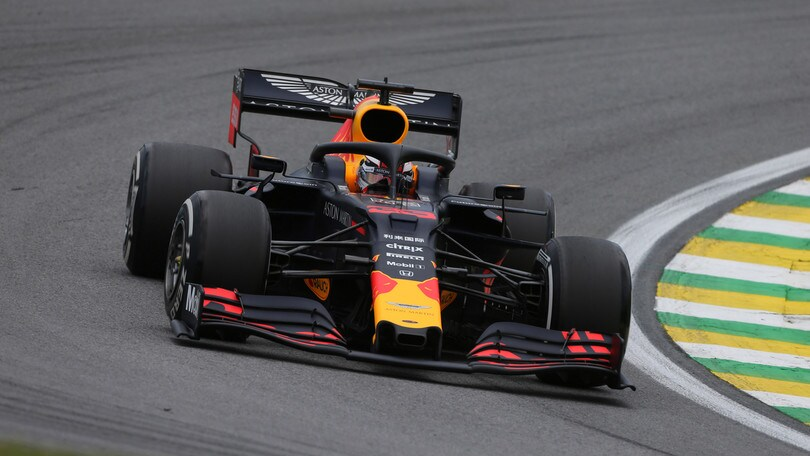 Gp Brasile: Verstappen in pole, Vettel 2° davanti a Hamilton