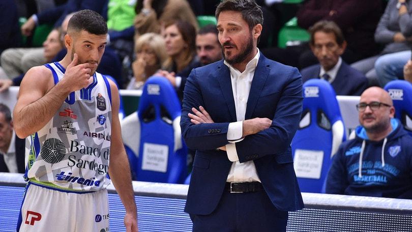 Serie A, Sassari vince contro Reggio Emilia e vola al secondo posto