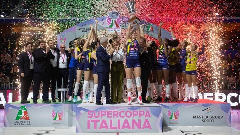 La Supercoppa la alza Conegliano