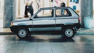 Fiat Panda 4x4 di Gianni Agnelli: le immagini