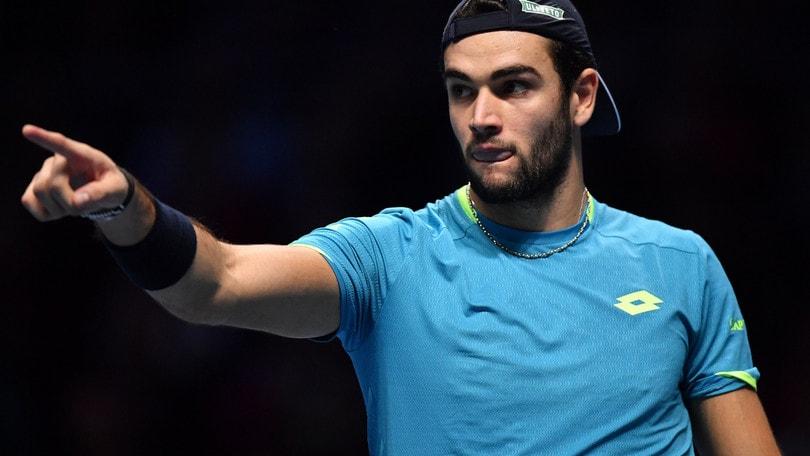 Ranking Atp, Berrettini chiude ottavo il 2019. Nadal è primo