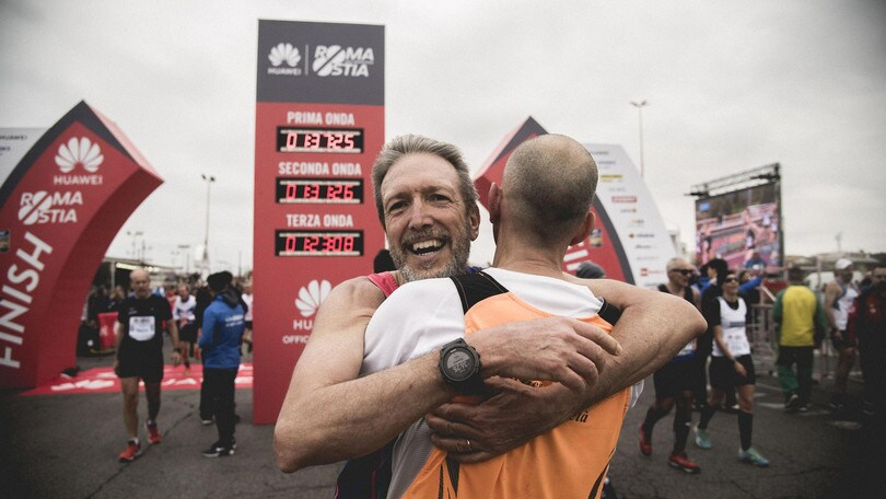Huawei ROMAOSTIA Half Marathon 2020