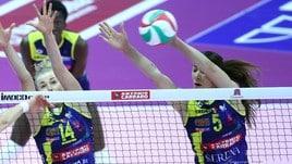 Conegliano esordisce in Champions contro il Vasas Budapest - Corriere dello Sport