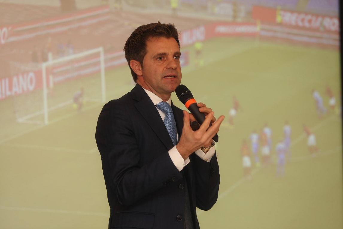 """Rizzoli ammette: """"Il rigore di Lazio-Lecce era da ripetere"""" - Corriere dello Sport"""