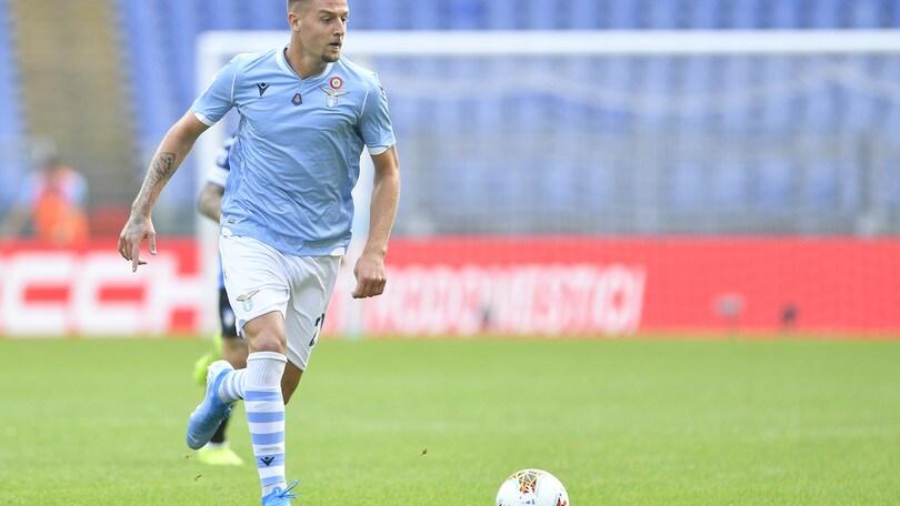 Lazio, Milinkovic vale tanto: è tra i 100 giocatori più costosi